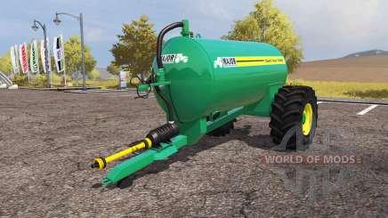 MAJOR Slurri Vac 1600 pour Farming Simulator 2013