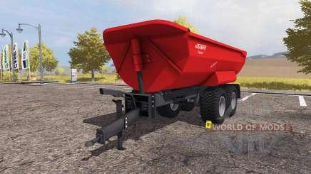 Krampe Halfpipe HP 20 v1.1 pour Farming Simulator 2013
