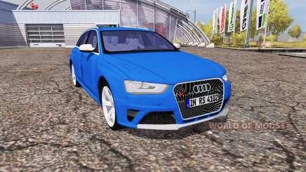 Audi RS4 Avant (B8) pour Farming Simulator 2013