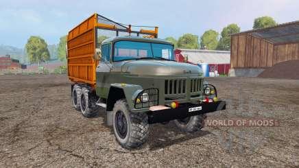 ZIL 131 v1.1 pour Farming Simulator 2015