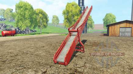 Conveyor belt v3.2.6 pour Farming Simulator 2015