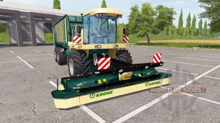 Krone BiG L 500 Prototype pour Farming Simulator 2017