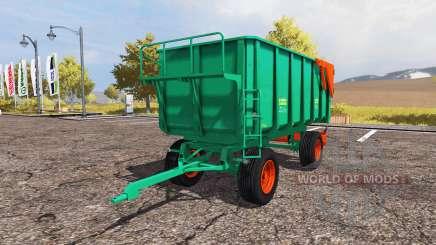 Aguas-Tenias GAT v1.6 pour Farming Simulator 2013