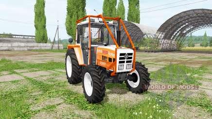 Steyr 8080A Turbo SK2 v2.0 für Farming Simulator 2017