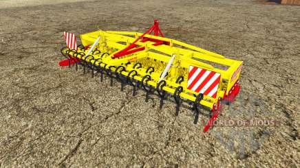 Sopema Double 600 pour Farming Simulator 2015