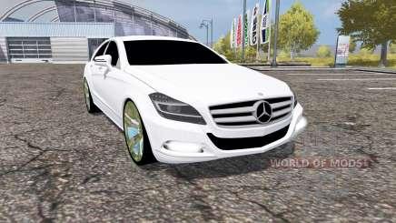 Mercedes-Benz CLS 350 CDI (C218) für Farming Simulator 2013