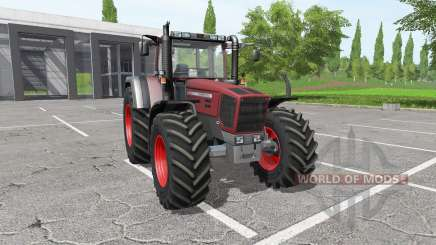 Fendt Favorit 818 v3.0 pour Farming Simulator 2017
