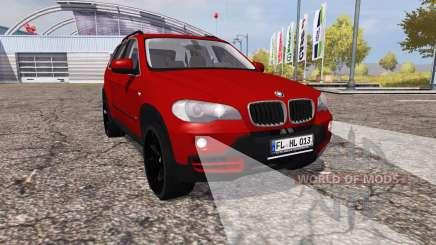 BMW X5 4.8i (E70) für Farming Simulator 2013