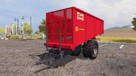 Vicon T-Rex Shuttle v2.0 für Farming Simulator 2013