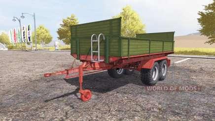 Krone Emsland TDK pour Farming Simulator 2013