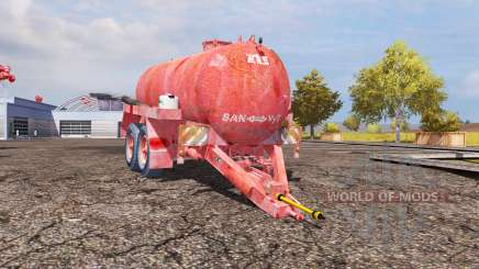 STS MV5-014 red pour Farming Simulator 2013
