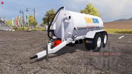 Galucho CG 8000 pour Farming Simulator 2013