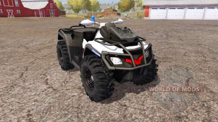 Polaris Sportsman 4x4 für Farming Simulator 2013