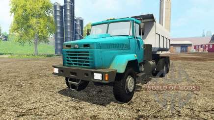 KrAZ 65032 v1.1 für Farming Simulator 2015