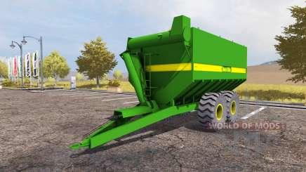 Trufab 40T pour Farming Simulator 2013