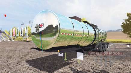 Fertilizer trailer pour Farming Simulator 2013