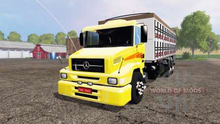 Mercedes-Benz 1620 v2.0 für Farming Simulator 2015