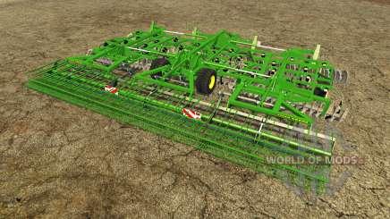 John Deere cultivator pour Farming Simulator 2015