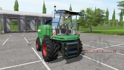 Fendt Katana 65 für Farming Simulator 2017