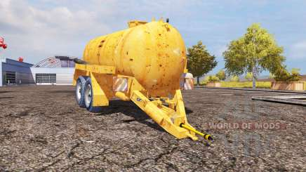 STS MV5-014 yellow pour Farming Simulator 2013