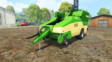 Krone Premos 5000 v2.0 für Farming Simulator 2015