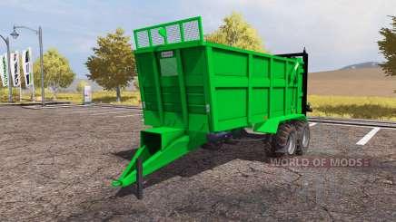 Laumetris PTU-14B pour Farming Simulator 2013