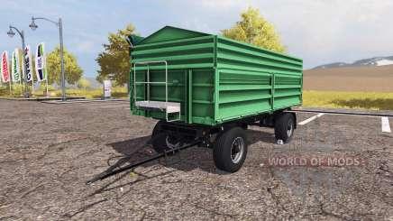 Kogel tipper trailer pour Farming Simulator 2013