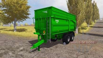 Krampe Big Body 650 S pour Farming Simulator 2013
