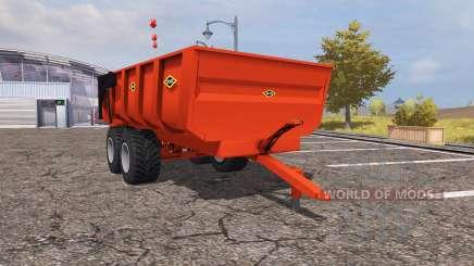 Deves GV 140 für Farming Simulator 2013