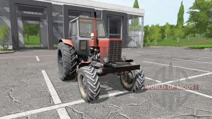 MTZ 82 belarussischen für Farming Simulator 2017
