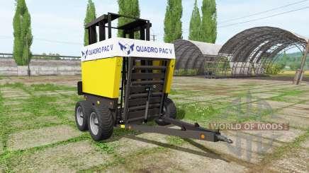 TST Quadro Pac V für Farming Simulator 2017