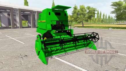 SLC-John Deere 7500 Turbo für Farming Simulator 2017