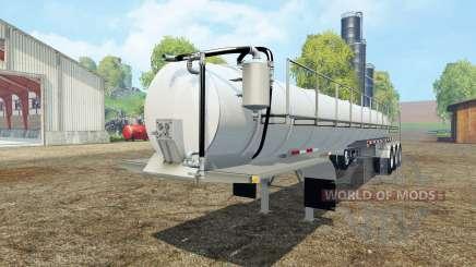 Dura-Haul semitrailer-tank für Farming Simulator 2015