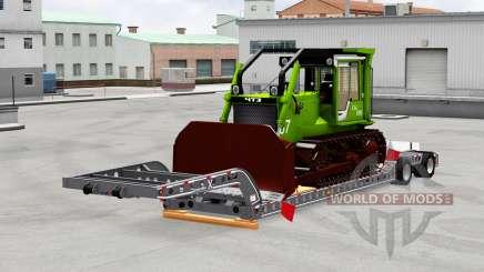 Low sweep mit der Ware für American Truck Simulator