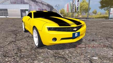 Chevrolet Camaro pour Farming Simulator 2013