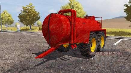 Teko manure spreader für Farming Simulator 2013