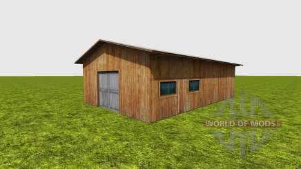 Barn pour Farming Simulator 2015