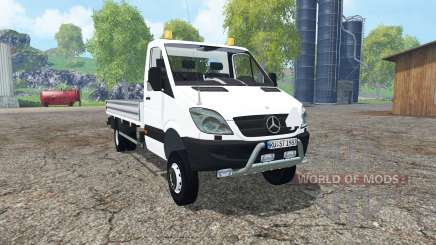 Mercedes-Benz Sprinter 316 NGT (Br.906) pour Farming Simulator 2015