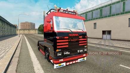Scania 143M 500 Meulman für Euro Truck Simulator 2