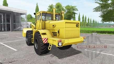 Kirovets K 701 v2.0 pour Farming Simulator 2017