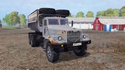 KrAZ 256Б v1.2 pour Farming Simulator 2015
