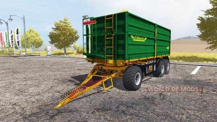 Fuhrmann FF multifruit v2.0 für Farming Simulator 2013