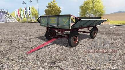PTS 4 tycovka für Farming Simulator 2013
