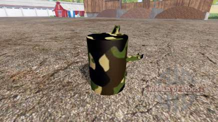 Weight camo pour Farming Simulator 2015