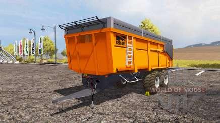 Dezeure D14TA pour Farming Simulator 2013