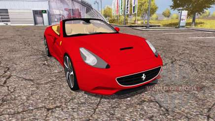 Ferrari California 2010 pour Farming Simulator 2013
