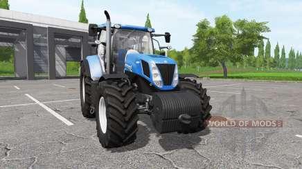 New Holland T7.220 für Farming Simulator 2017