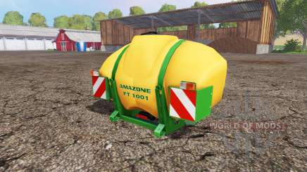 AMAZONE FT 1001 v1.1 pour Farming Simulator 2015