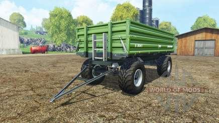 BRANTNER Z 8045 XXL pour Farming Simulator 2015