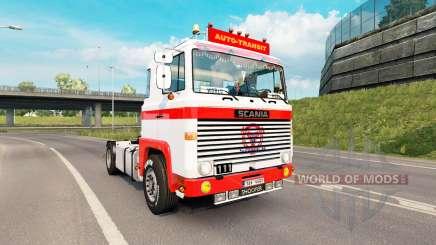 Scania 111 für Euro Truck Simulator 2